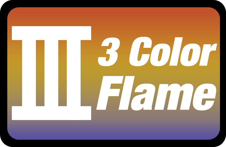 3 Color Flame