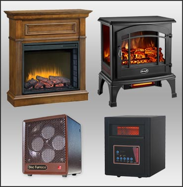 Electric Heater & Fireplace Support