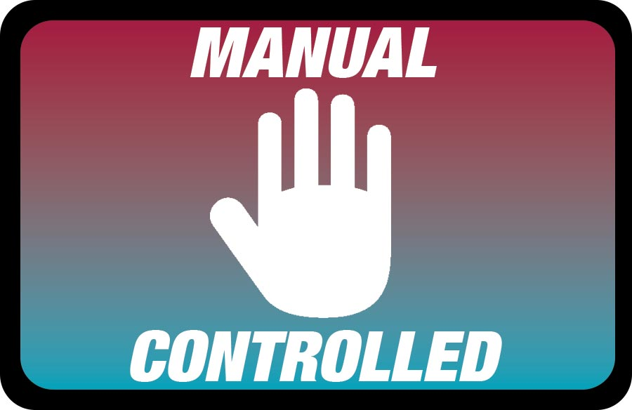 Manual Controlled