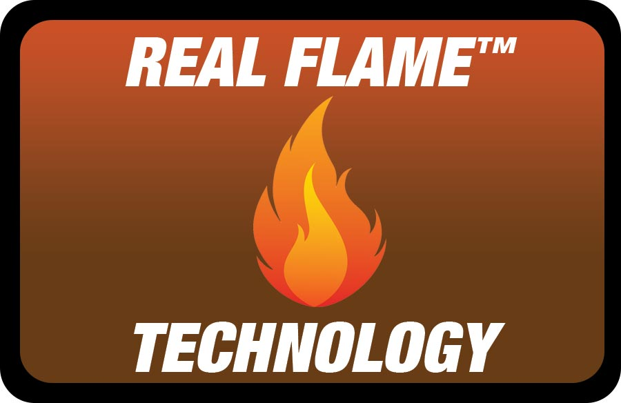 Real Flame Technology