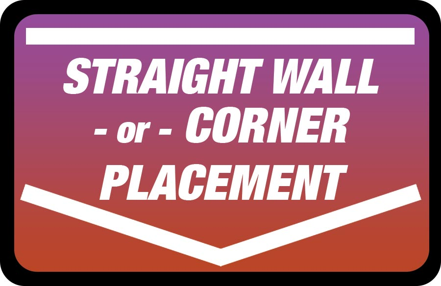 Straight Wall or Corner