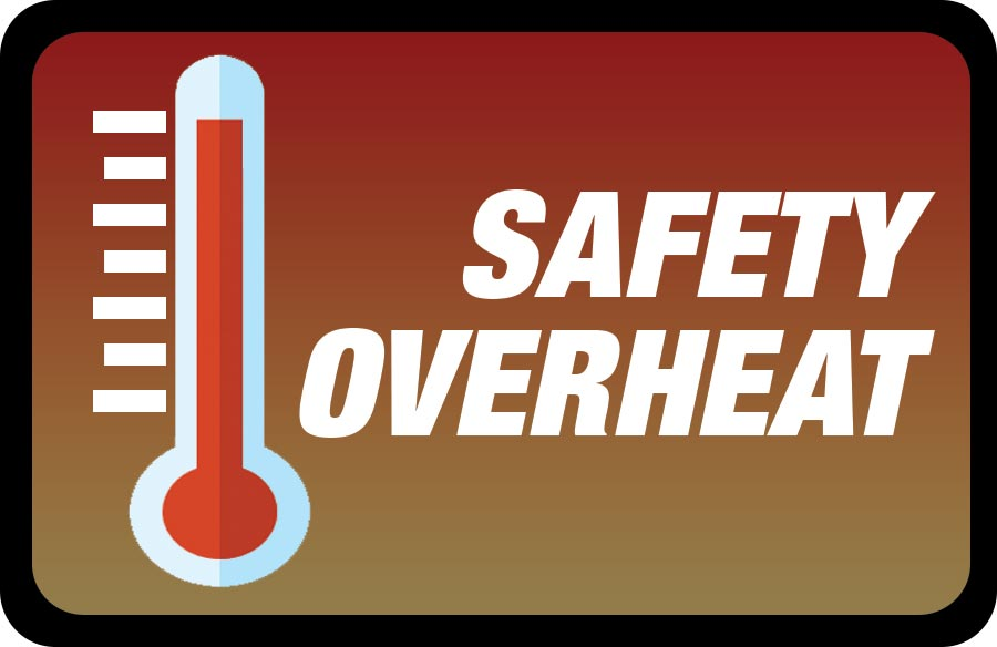 Safety Overheat
