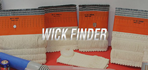 Click here for Wick Finder
