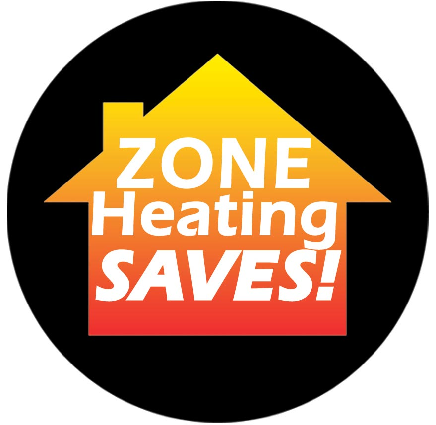 Zone Heating Saves